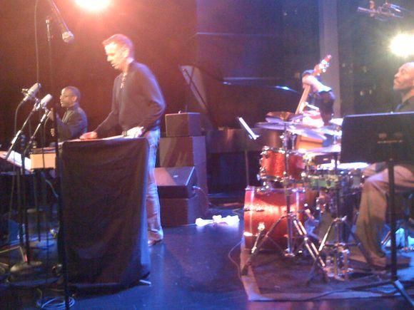 Live Shots ... Joe Locke in NYC
