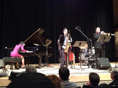 Live Shots: Helen Sung Quintet at Exodus to Jazz